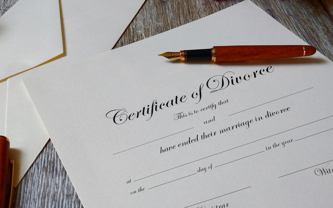 Divorce In Middle Age
